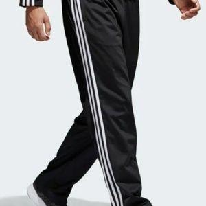 Adidas mens 3 strip pants